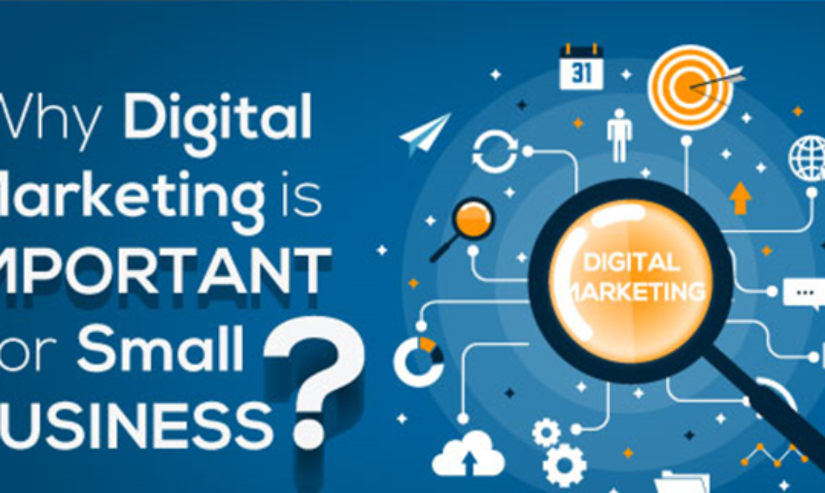 How small businesses can leverage Digital Marketing