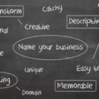 How to find the perfect name for your business
